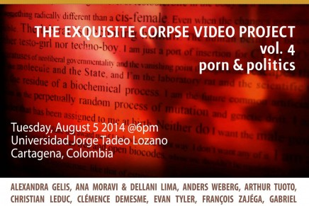 The Exquisite Corpse y Dirty Diaries