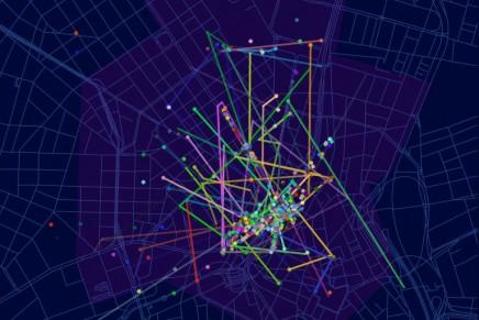 Mapa de Público @ Virada Cultrual