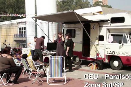 Labmovel 2013 – Oficina de Video